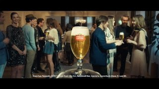 Stella Artois Presents Party Trick Commercial HD 30sec