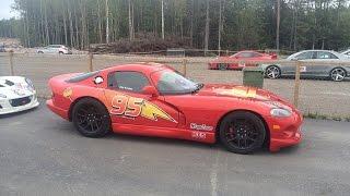 WrapZone Lightning McQueen wrap