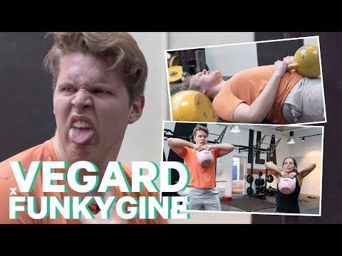 Vegard X Funkygine #49: Funkygine-challenge