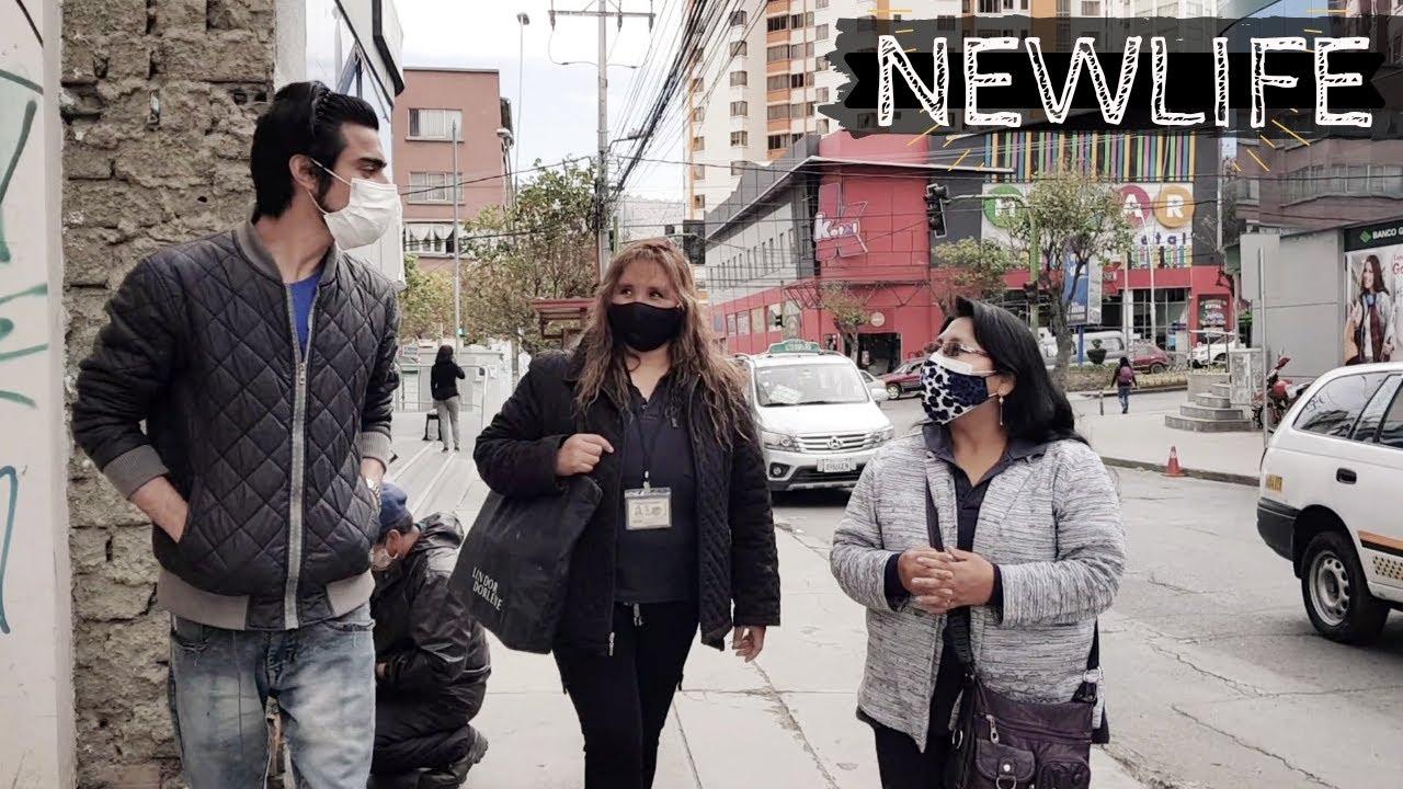 Un cortometraje // Newlife // centro de terapia // Bolivia