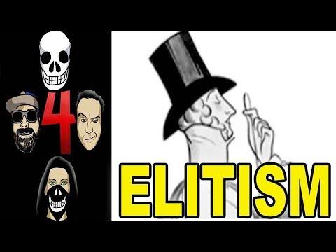 Collector Elitism 4 Dummies