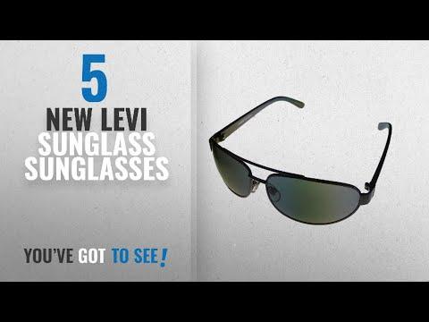 top-10-levi-sunglass-sunglasses-[-winter-2018-]:-levi-sunglasses-mens-dark-gunmetal-oval-metal