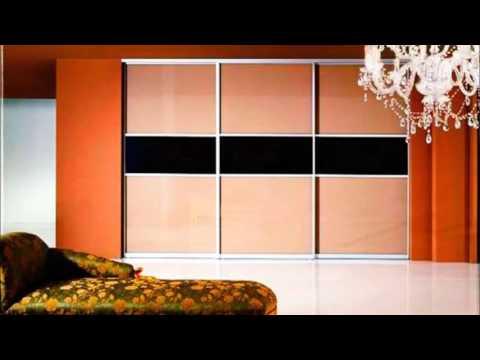 Шкаф в гостиную во всю стену