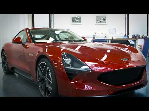 New 200mph TVR Griffith Revealed! (official video)
