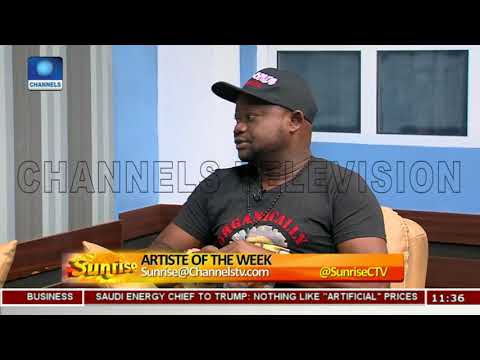 Nigeria Film Industry Lacks Government Support - Lancelot Imasuen Pt 1 | Sunrise |