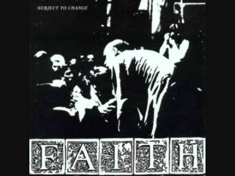 the faith - subject to change 12