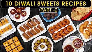 10 Diwali sweets recipe in tamil  Diwali sweets at home  Diwali sweets in tamil - Part 2