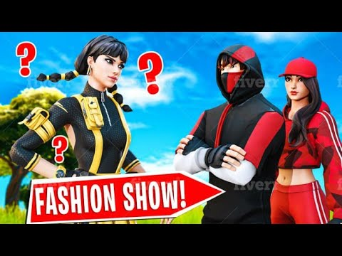 🔴FORTNITE FASHION SHOW LIVE SKIN COMPETITION|NA-EAST CUSTOM MATCHMAKING|DONATE $1 FOR SHOUTOUT🔴