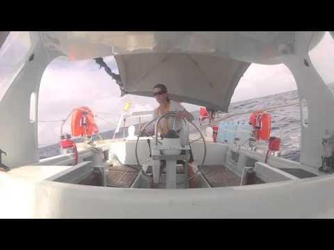 Cruising Yacht Koru, Bermuda to the Azores.