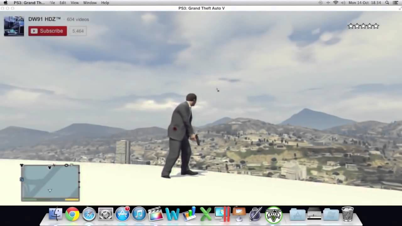 grand theft auto v steam mac