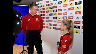 WALES 🏴 v SPAIN 🇪🇸 JUNIOR JOURNAL WITH NANCI