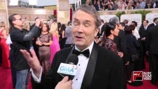 Music composer Carter Burwell of Carol talks importance of music in film