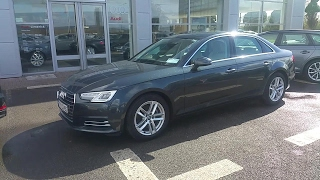 Here is a video of our . please contact salesman name to arrange test drive today. audi limerick 061 336000