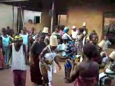Dipo Initiation Somanya Ghana 2