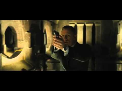 Skyfall 007 CLIP - You Got Me (2012)