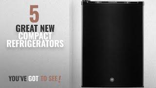 Top 10 Frigidaire Compact Refrigerators [2018]: Refrigerator, 2.4 cu ft, Black