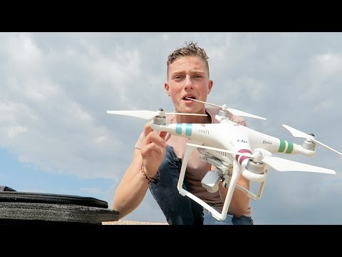 HOW I GOT MY DRONE THROUGH AIRPORT SECURITY!!
