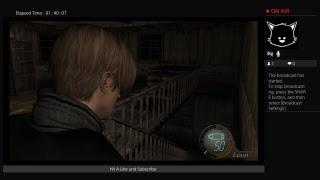 Resident EVIL 4 walkthrough no commentary part 3