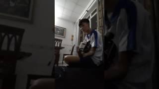Con dâng Chúa guitar solo by D U Y