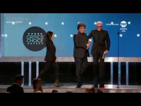 Boong Joon Ho Wins Best Director Critics Choice Awards 2020