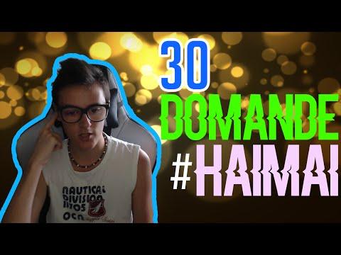 30 DOMANDE #HAIMAI A SURREALPOWER