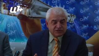 «Սերժ Սարգսյանի հարցազրույցը ահազանգ էր»  Ազատ Արշակյան