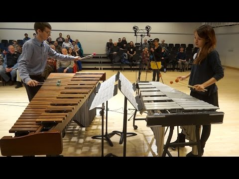 Interpretation Class: Sibelius - Valse Triste Kuolema for Two Marimbas