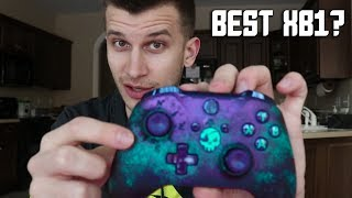 Sea of Thieves Controller Review + Unboxing! BEST XB1 CONTROLLER?