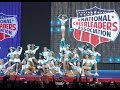 Cheer Extreme Raleigh Angels 4.2 Wins NCA 2017