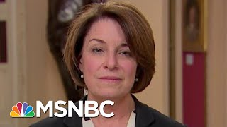 Amy Klobuchar To GOP: You're Supposed To Protect Our Constitution | The 11th Hour | MSNBC