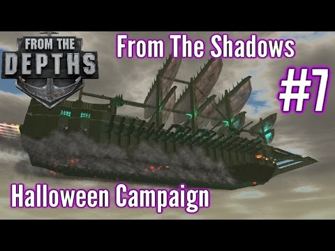 From The Depths | Part 7 | Airborne Plague | From The Shadows ...