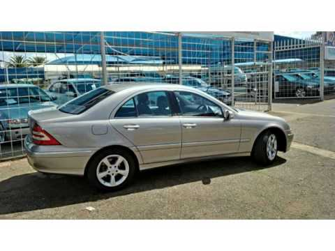 2007 mercedes-benz c-class c200 kompressor avantgarde auto for