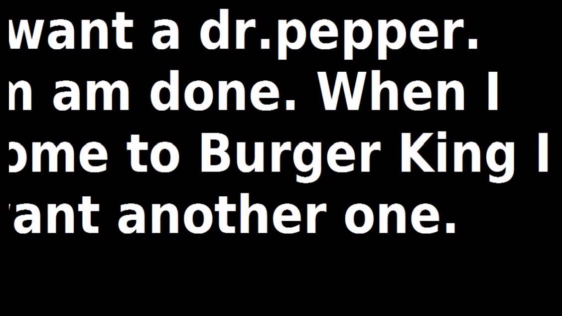 The Burger King Rap Lyrics - YouTube