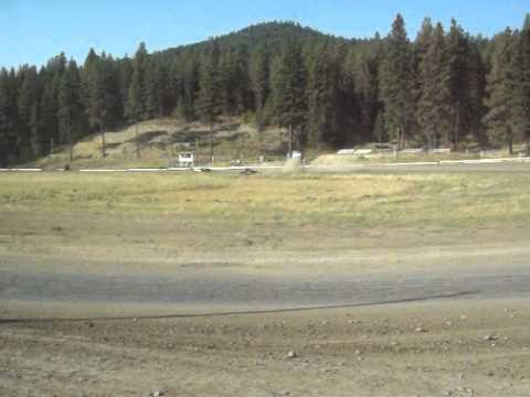 Eagle Track Raceway Eric Ehl Racing #00 Part 2 Sept 11th 2011