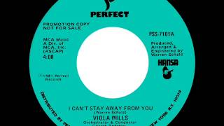Viola Wills - I Can