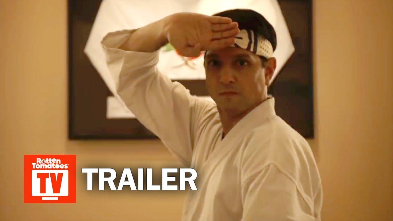 Download Cobra Kai Season 1 Trailer | Rotten Tomatoes TV