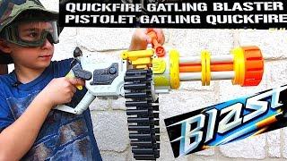 Stats Blast Quickfire Gatling Blaster by Robert-Andre!
