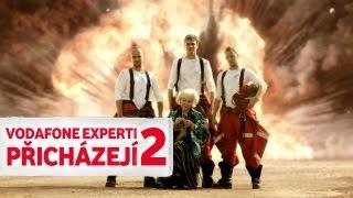 Vodafone experti přicházejí 2