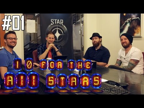 10 for the All-Stars: Episode 01