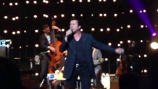 Steve Perry Live Concert Sings Open Arms