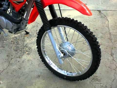 BRAND NEW 2009 Honda CRF 100