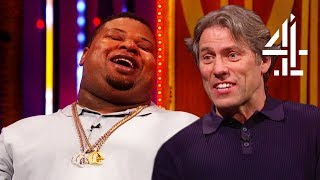John Bishop's FASCINATING Story on First Ever Comedy Gig!! | The Big Narstie Show