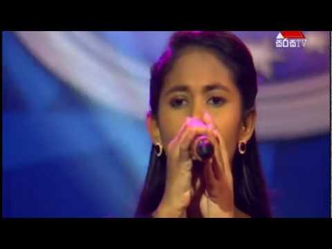 Ran Wan Ran Dun Karalin - Tharushi Saubagya (Sirasa Junior Super Star)