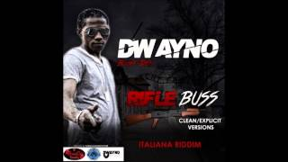 Dwayno - Rifle Buss | Raw | Alkaline Diss | March 2014 | Italiana Riddim