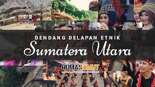 Gambar cover Dendang Delapan Etnik Sumut - Video Musik (Edy Rahmayadi Ft. Musa Rajekshah)