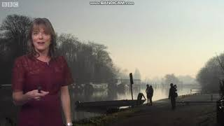 Louise Lear BBC Weather November 13th 2018 - 60 fps Better Quality