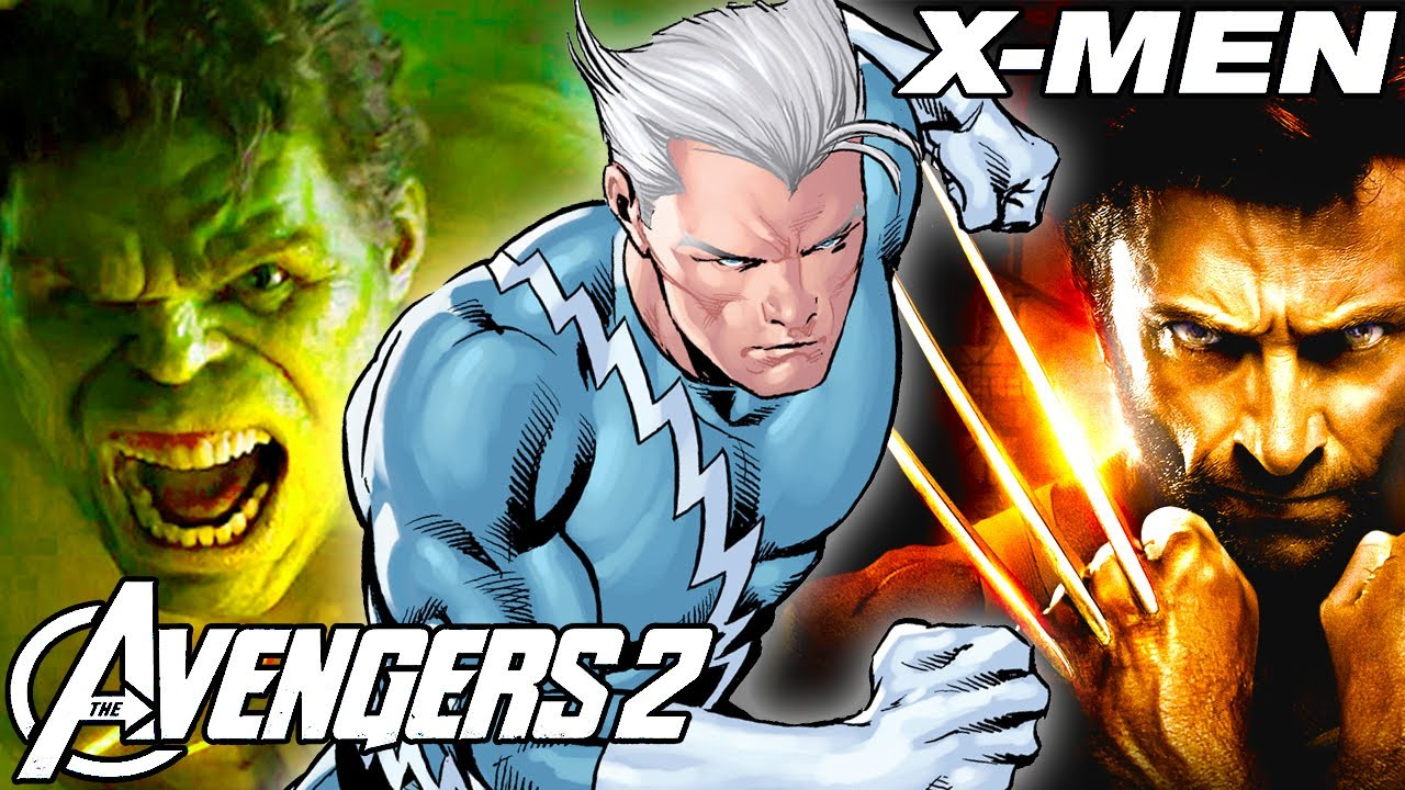 AVENGERS 2 & X-MEN: DAYS OF FUTURE PAST Linked By Quicksilver?! Also Games & Stuff! (PMI 74) - Find out the latest news about movies, video games, and more!