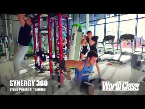 World Class Group Personal Training: SYNRGY / Octagon X Circuit