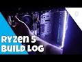 Ryzen 5 1400 Budget Build Overview