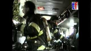 FDNY, Ride along and be on the scene with Rescue Co. 4, Queens to a 10-75, Febr. 1, 1995